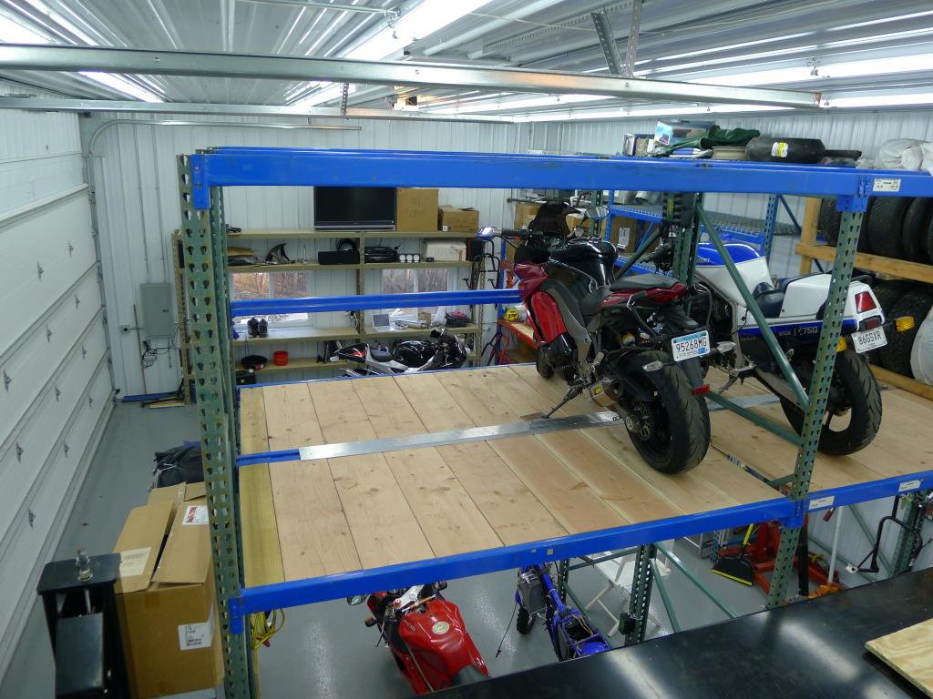 24x48 Pole Barn Workshop